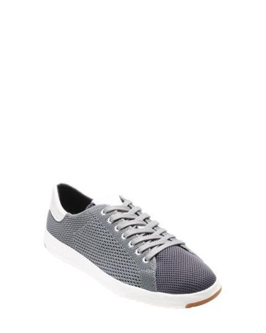 Grandpro Tennis Shoe Cole Haan White Women