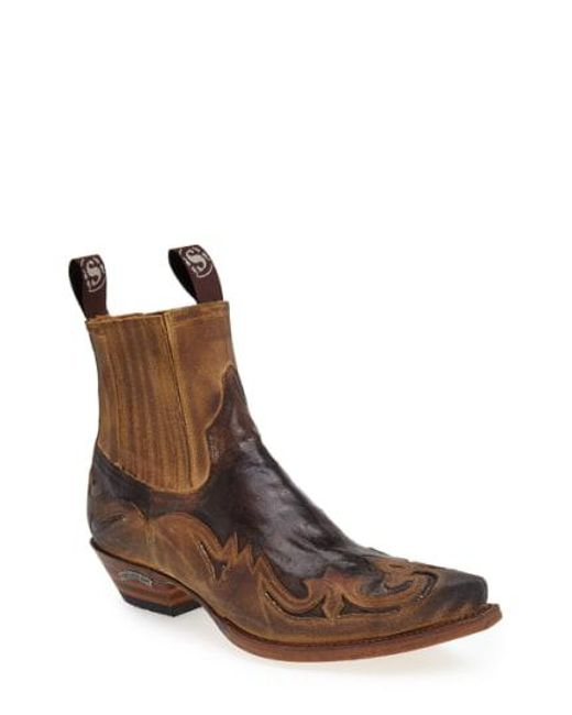 Sendra - Black 'dale' Boot for Men - Lyst