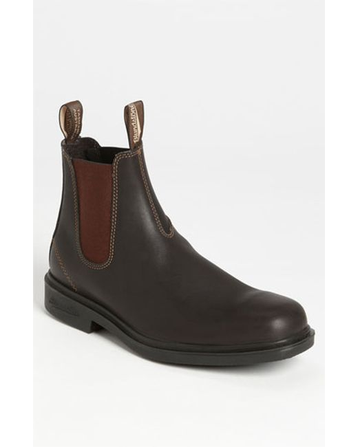 Blundstone | Brown Footwear Chelsea Boot for Men | Lyst