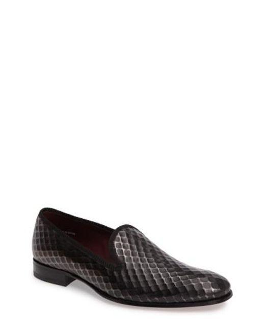 Mezlan | Gray Hilbert Loafer for Men | Lyst