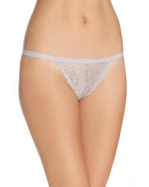 Cosabella - Multicolor Treats Infinity G-string Thong - Lyst