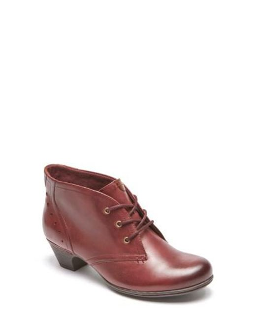 Cobb Hill - Multicolor Aria Leather Boot - Lyst