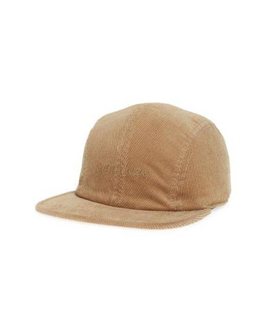 Saturdays NYC - Natural Russel Baseball Cap - for Men - Lyst