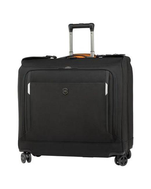 Victorinox | Black Victorinox Swiss Army 'wt 5.0' Dual Caster Wheeled Garment Bag for Men | Lyst