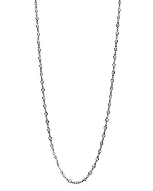 Freida Rothman | Black Signature Radiance Necklace | Lyst
