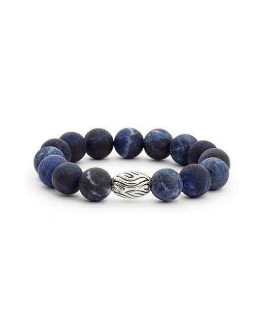 Simon Sebbag | Blue Stretch Bracelet (nordstrom Exclusive) | Lyst