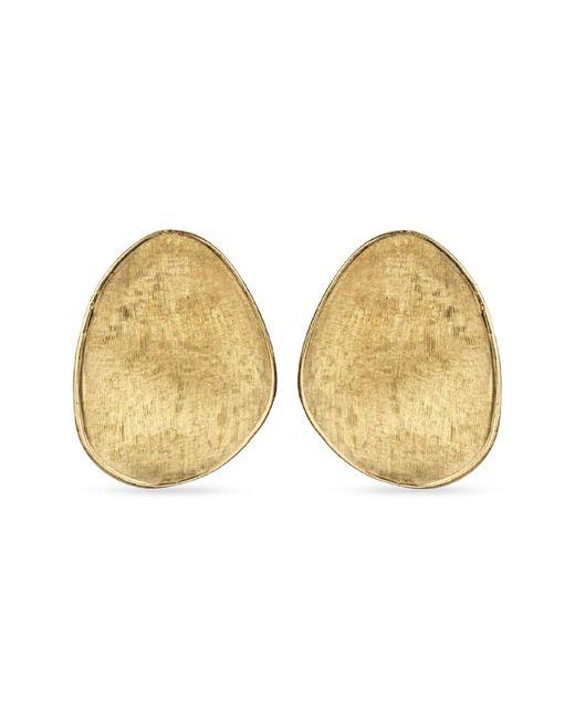 Marco Bicego - Metallic Textured Earrings - Lyst
