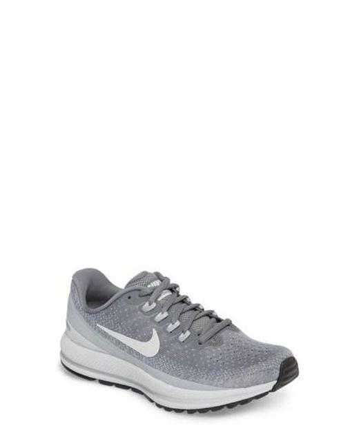 Nike - Gray Air Zoom Vomero 13 Running Shoe - Lyst