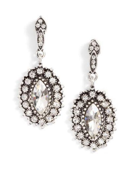 SAREH NOURI | Metallic Rosana Drop Earrings | Lyst