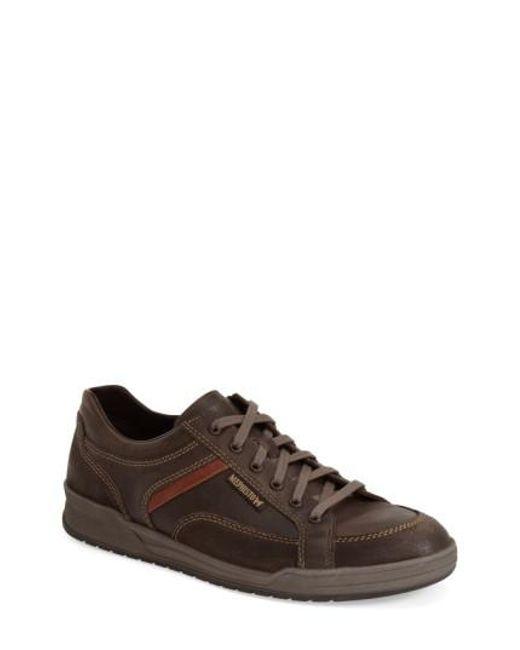 Mephisto   Brown 'rodrigo' Sneaker for Men   Lyst