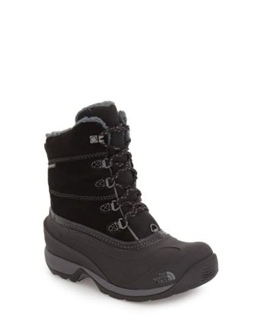 The North Face | Black 'chilkat Iii' Waterproof Insulated Snow Boot for Men | Lyst
