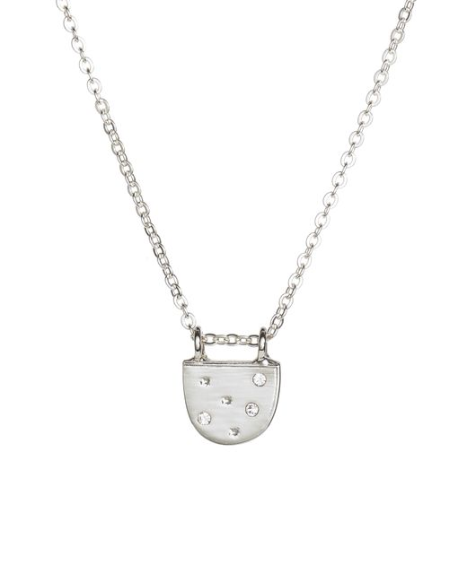 Half United - Metallic The Daisy Necklace - Lyst