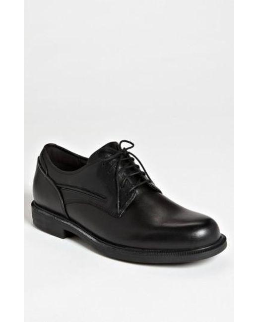 Dunham - Black 'burlington' Oxford for Men - Lyst