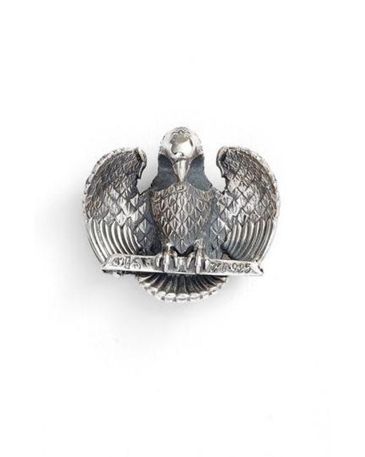 Konstantino   Metallic Heonos Two-tone Eagle Pendant   Lyst