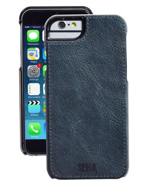Sena | Blue Heritage Lugano Leather Iphone 6/6s Case for Men | Lyst