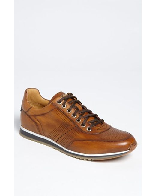 Saks Fifth Avenue | Brown 'pueblo' Sneaker for Men | Lyst