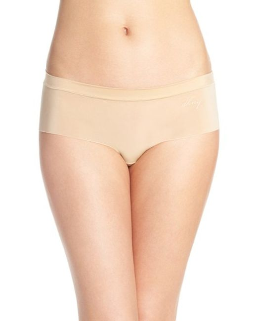 DKNY | Natural 'fusion' Hipster Briefs | Lyst