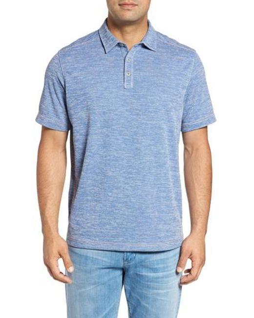 Tommy Bahama | Blue Sand Key Spectator Standard Fit Polo for Men | Lyst