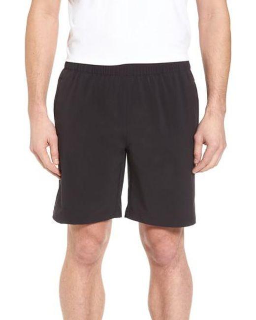 Peter Millar - Black Oslo Sport Shorts for Men - Lyst