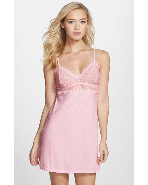 Cosabella | Pink 'dolce' Babydoll | Lyst