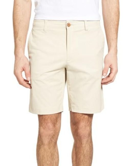Tailor Vintage | Natural Performance Chino Shorts for Men | Lyst