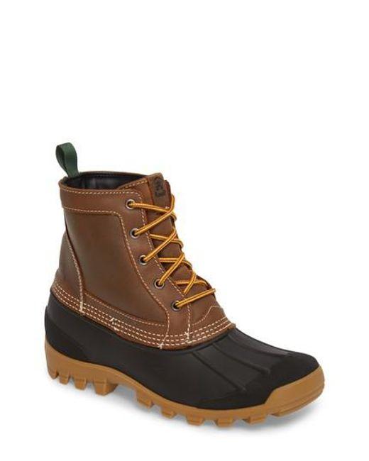 Kamik Men's Yukon 6 Waterproof Insulated Three-Season Boot lQYCQ