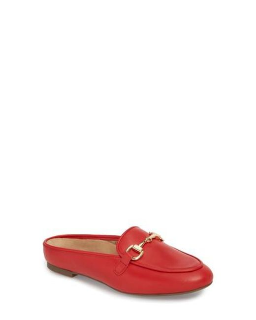 Vionic - Red Adeline Mule - Lyst