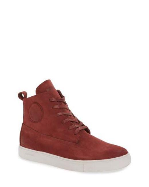Blackstone | Multicolor 'mm33' High Top Sneaker for Men | Lyst