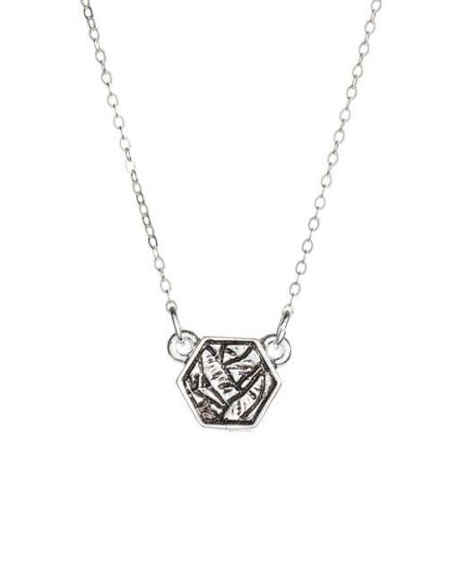 Half United - Metallic Pendant Necklace - Lyst