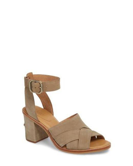 UGG® Australia Sandra Ankle Strap Sandal 4MjRNZ3y28