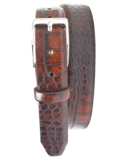 Martin Dingman | Brown Anthony Leather Belt for Men | Lyst