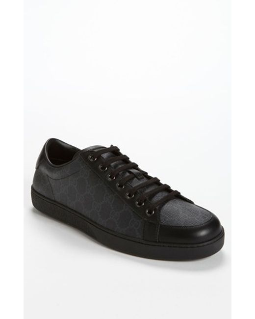 Gucci | Black 'brooklyn' Sneaker for Men | Lyst
