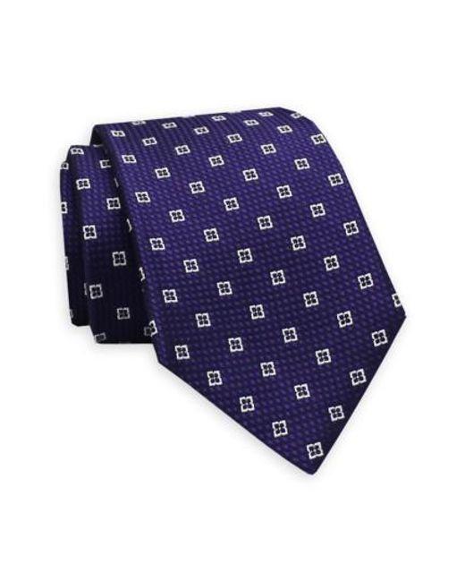 Gitman Brothers Vintage - Purple Geometric Silk Tie for Men - Lyst