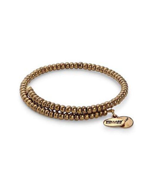 ALEX AND ANI   Metallic Primal Spirit Wrap Bracelet   Lyst