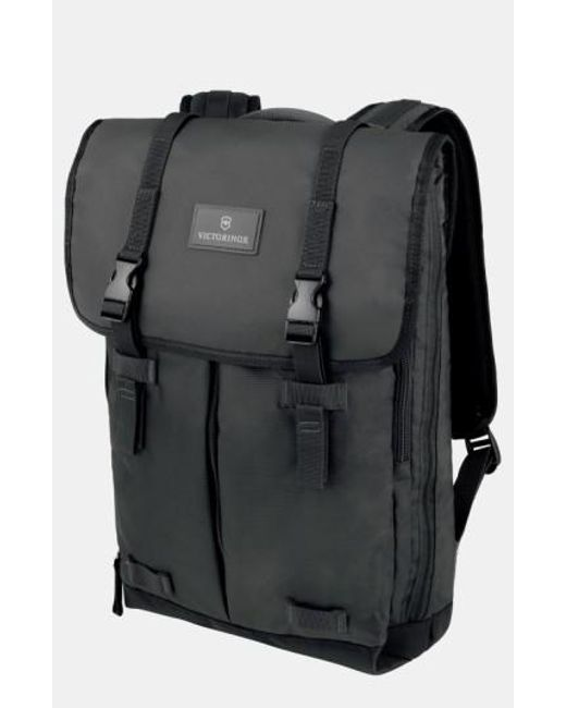 Victorinox | Black Victorinox Swiss Army 'altmont' Backpack for Men | Lyst