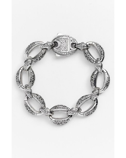 Konstantino - Metallic 'classics - Daphne' Link Bracelet - Lyst