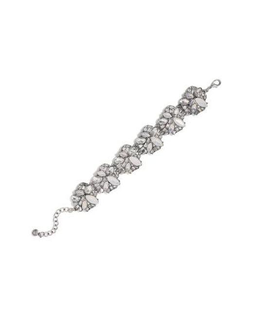 BaubleBar | Metallic Beatriz Crystal Shatter Bracelet | Lyst