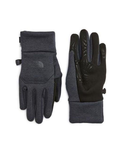 The North Face | Gray Etip Gloves for Men | Lyst