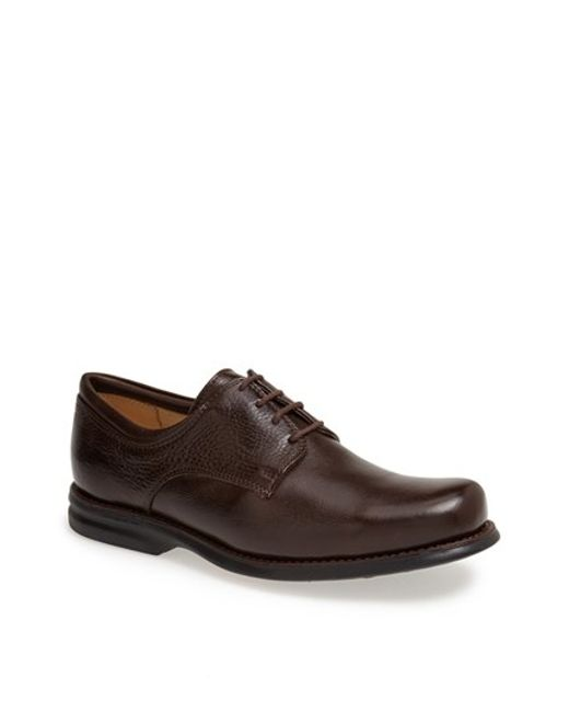 Anatomic & Co | Brown Niteroi Plain Toe Derby for Men | Lyst