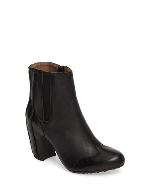 Fly London | Black Alar Bootie | Lyst