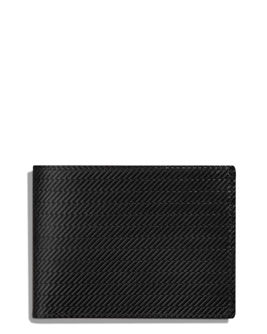 Shinola - Black Leather Wallet - for Men - Lyst