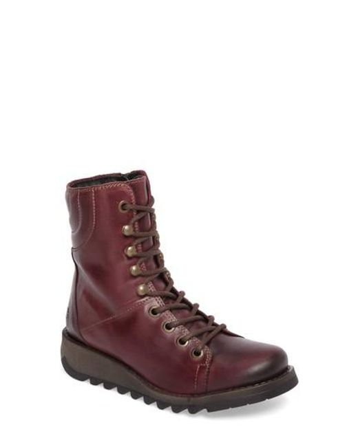 Fly London   Brown Same Lace-up Boot for Men   Lyst