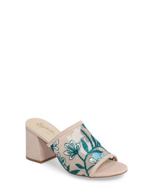 Seychelles | Multicolor Nursery Block Heel Sandal | Lyst