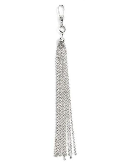 Betony Vernon | Metallic Jewelry Mini Tassel Pendant | Lyst