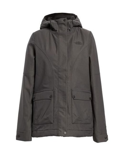 The North Face | Black Firesyde Field Jacket | Lyst