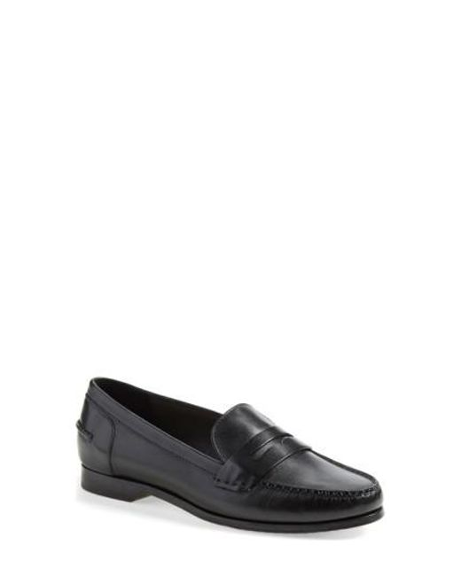 Cole Haan | Black 'pinch Grand' Penny Loafer for Men | Lyst