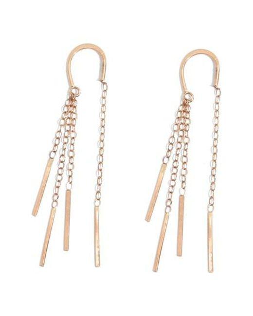 Melissa Joy Manning   Metallic Horseshoe Drop Earrings   Lyst