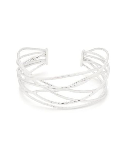 Gorjana | Metallic Lola Wrist Cuff | Lyst