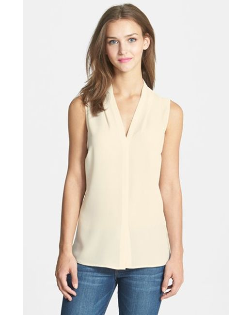 NIC+ZOE | White Day To Night Top | Lyst