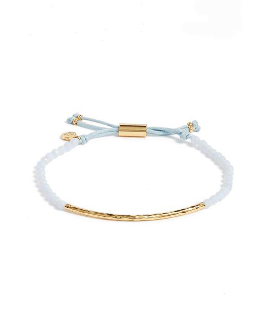 Gorjana Multicolor Power Gemstone Self-expression Bracelet